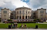 Oslo:  Parliament Building