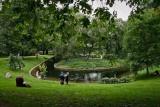Oslo:  Parliament Park