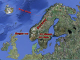 Three Cities Map