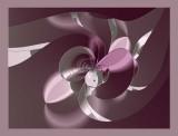 Satin Swirls