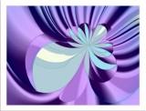 flower in silks