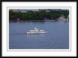 Ferry boat...