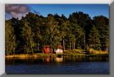 the little summer house...