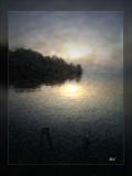 morning mist..
