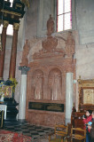 Renaissance Headstone of Regina Herburt Zolkiewski