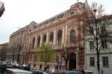Old building of Stock exchange - Lviv