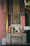 Interior of Armenian Church