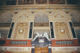 Interior of Lviv Theatre of Opera and Ballet