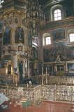 Interior of Dormition Cathedral