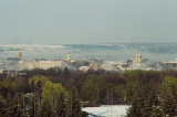 View on Kamianets Podilskyi Castle
