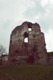 Buchach - ruin of castle
