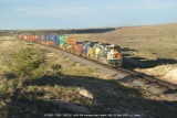 Union Pacific Heritage Units through New Mexico..25 Sep 2009