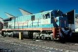 Mexico Railfan Trip October 1995