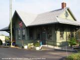 Ex- MKT depot @ Galena, KS