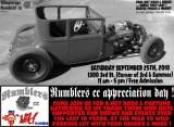 Albuquerque Rumblers Appreciation day...25 Sep 2010