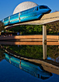 Tron Monorail epcot reflection.jpg