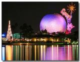 Reflections of Epcot