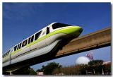 Walt Disney's Futuristic Transportation System