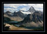 Rocky Mountain Adventure 2009: Yellowstone, Beartooths, Glacier, Banff, Lake O'Hara, Assiniboine