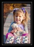 Norah turns three!
