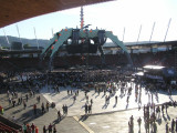 U2 im Stadion Letzigrund, Zürich