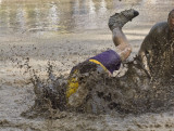 University of Michigan Mud Bowl 2008
