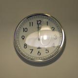 Lamp In The Clock