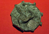 Dragon On Medalion