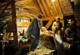 Christmas Crib At St. Jacob The Apostle