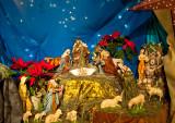Christmas Crib Scene
