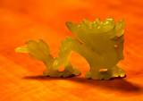 Jade Green Dragon