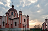 Church In Pink