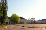 Market Square - Sunday Early Morning