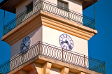 Clocks And Balconies