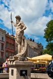 Monument-Fountain to Neptun
