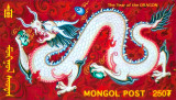 Mongol Post Dragon