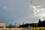 The Pilsudskiego Square