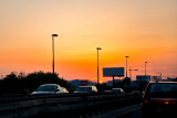 Drivers' Sunset