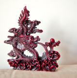Crimson Laque Dragon