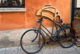 Old-fashioned Bike