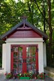Shrine Near The Park