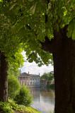 Palace Among Trees