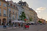 Sightseeing Warsaw