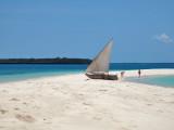 Litlle Isle In Low Tide