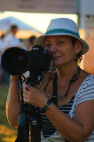 Matylda With Her Nikon