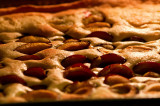 Plum Pie In The Oven