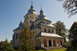 Vorobliachyn Church