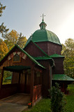 Wooden Church In Busk