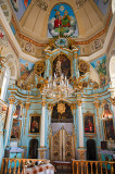 Inside St. George Orthodox Church