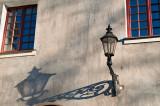 Lantern With A Shadow